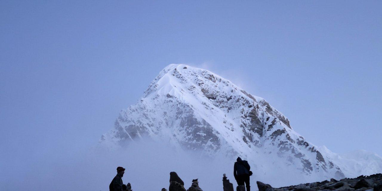 Warum siedet Wasser am Mount Everest schneller als bei uns?