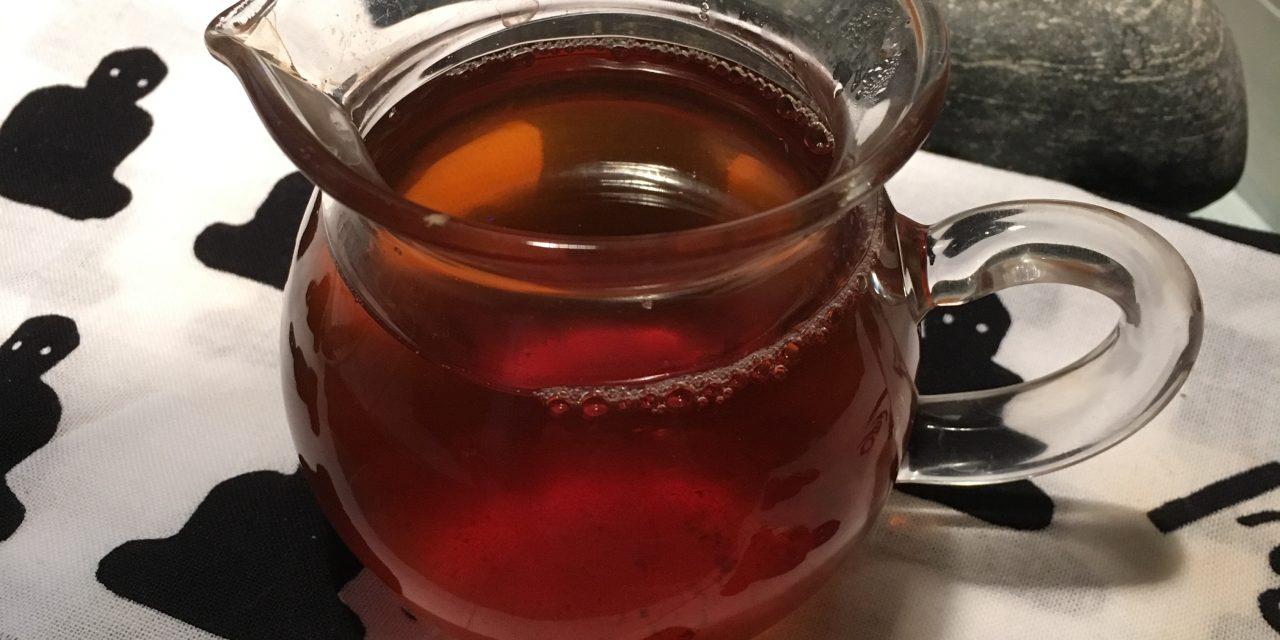 Tee kühlen
