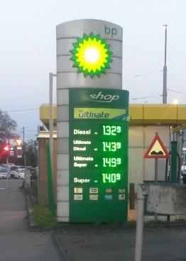 Treibstoff