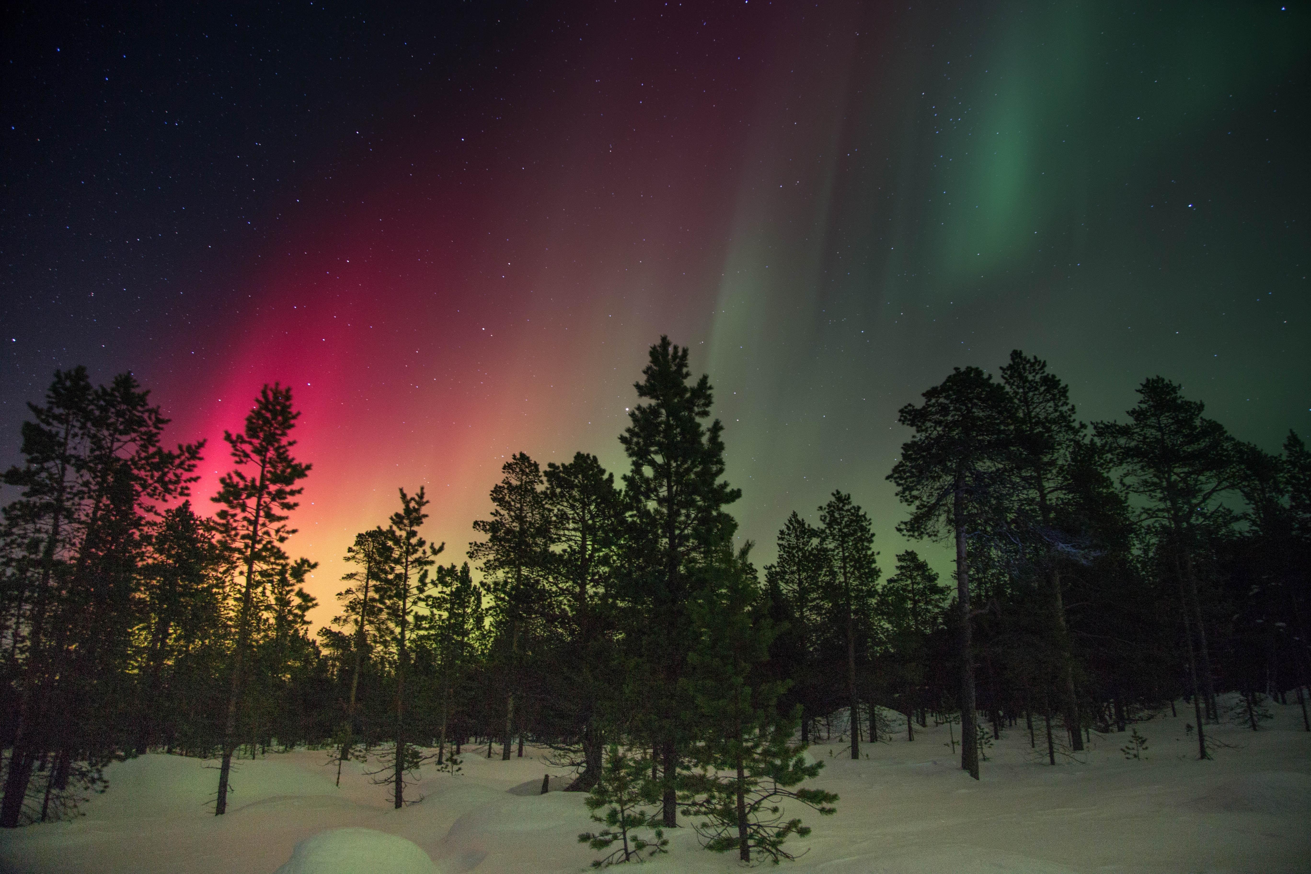 Was ist das Weltraumwetter?